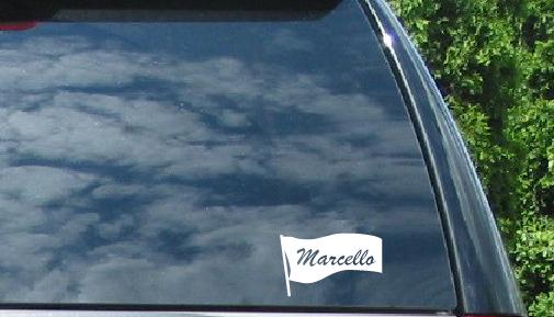 vetro-auto-bandiera -nome